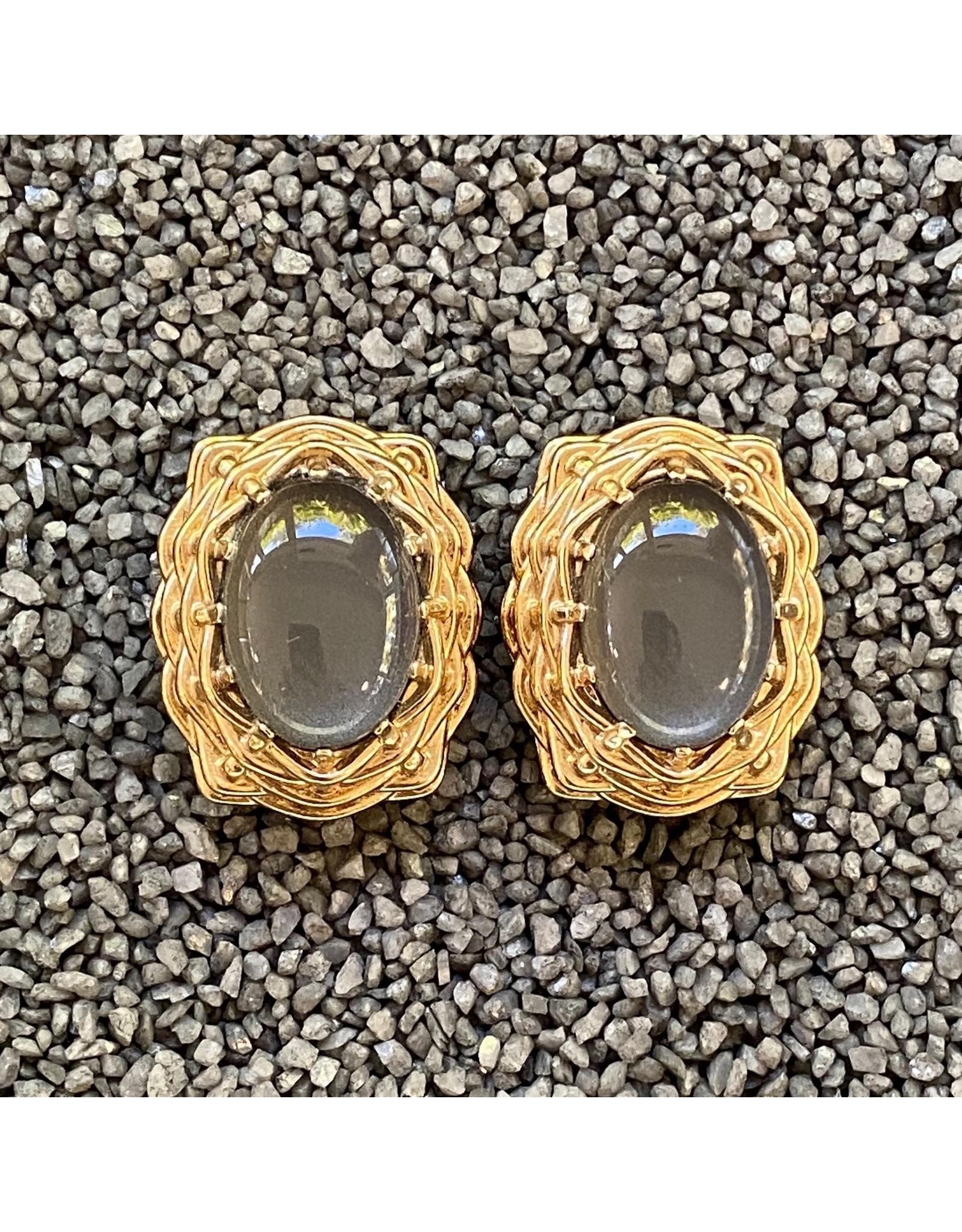 VC Italy Stone w/ Basket Gold