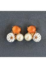 VC Italy 3 Stones (1 White w/ Dots)