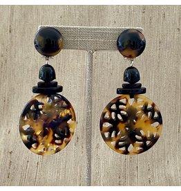 Angela Caputi ang/OR6842/M/filigree/earrings
