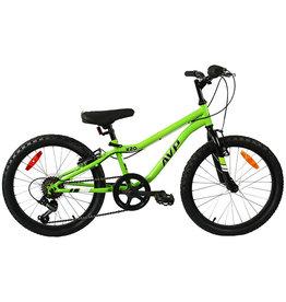 K20-7 vitesses vert-noir-blanc