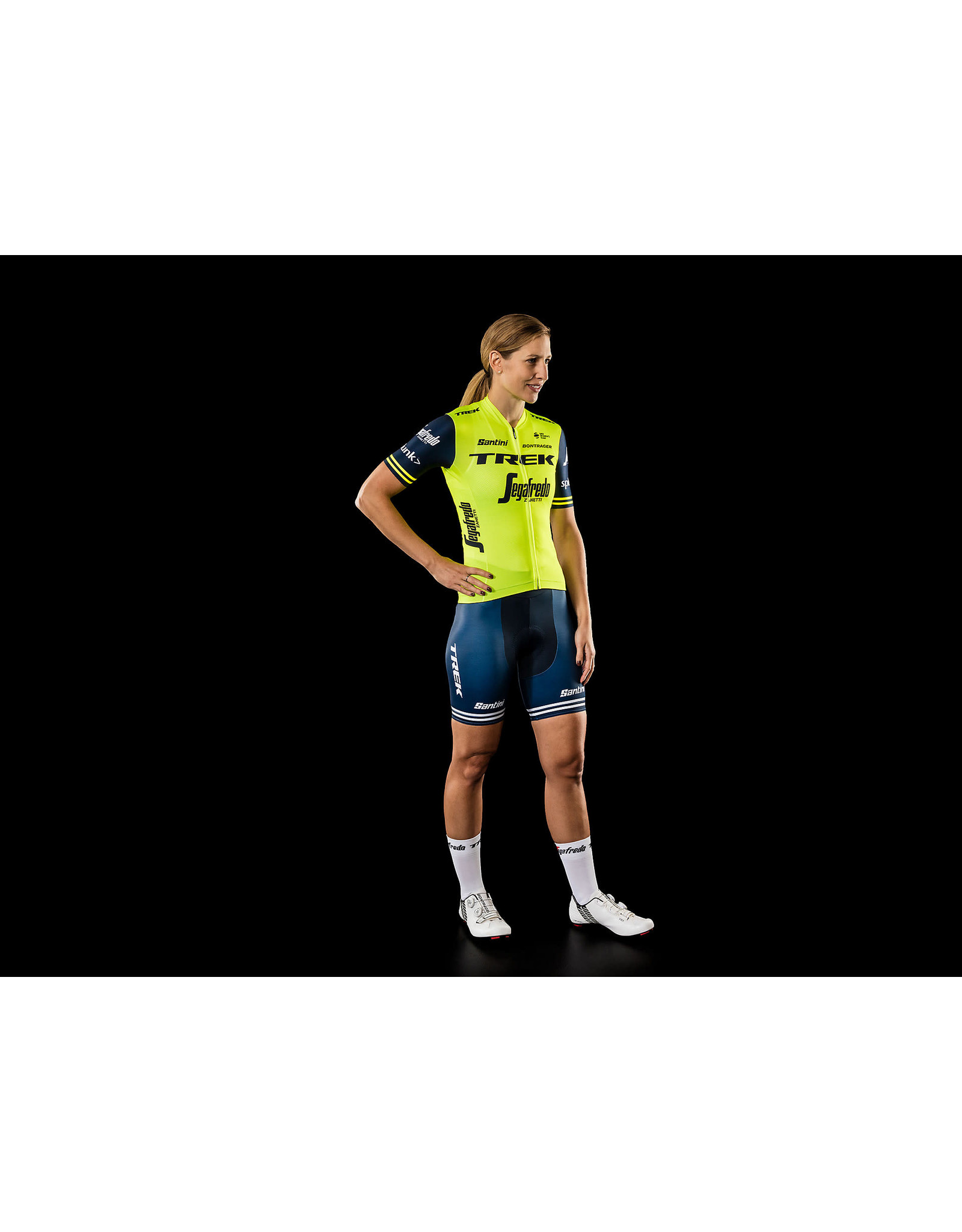 Bontrager Maillot entraînement Santini Trek-Segafredo Réplique femmes
