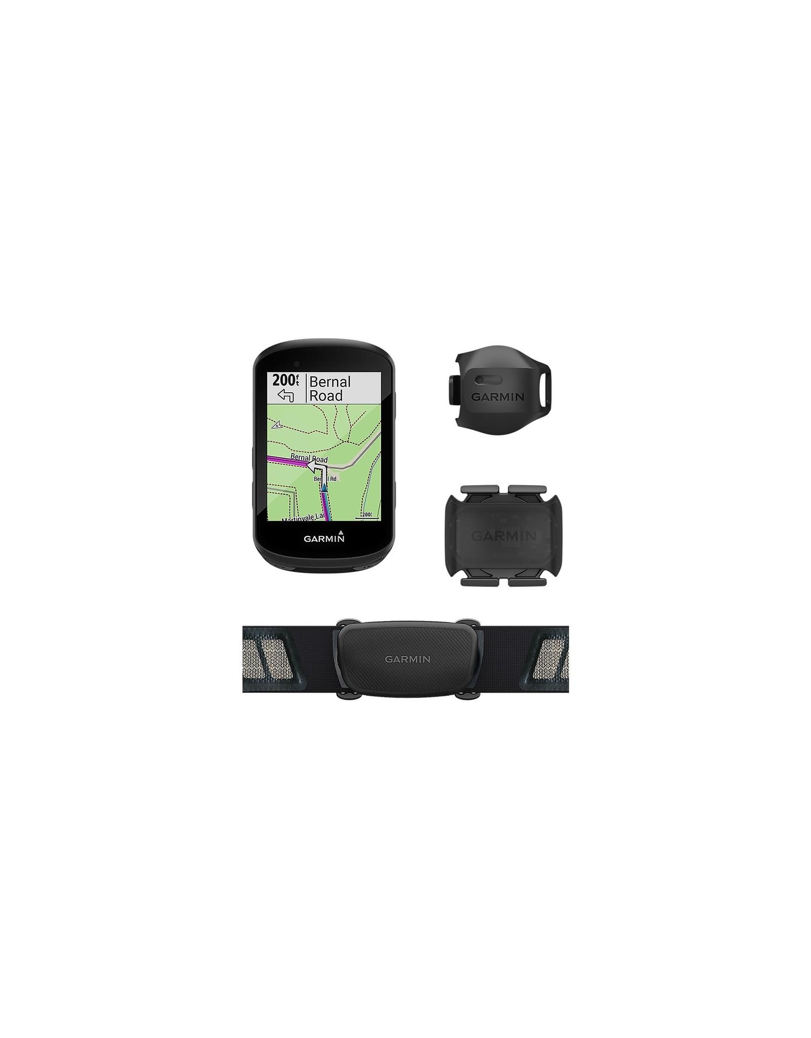 Garmin Gps de vélo Garmin, Edge 530 avec ensemble de ceinture cardiaque