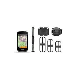 Garmin Gps de vélo Garmin Edge 1030 Plus avec ensemble de ceinture cardiaque