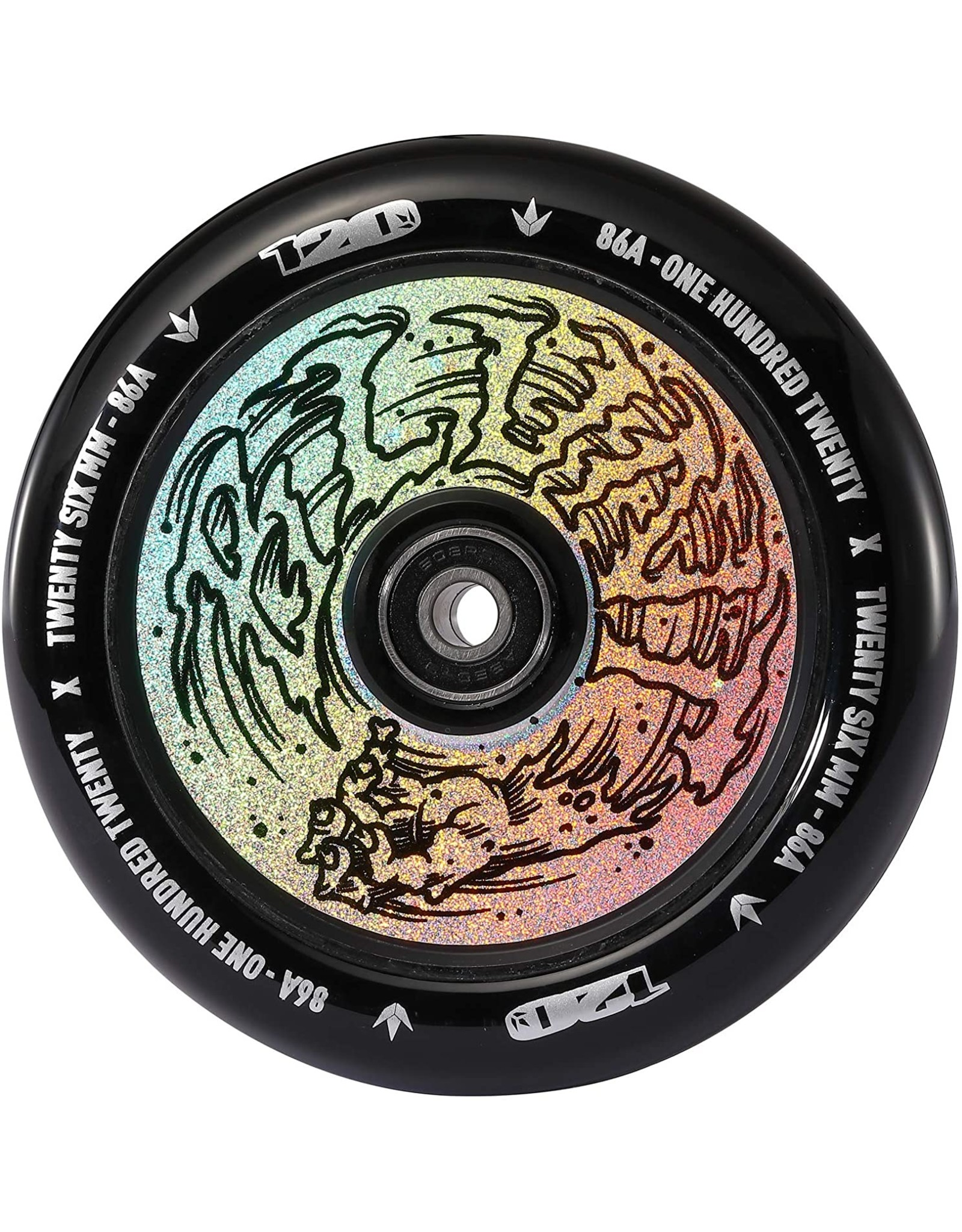 Envy Roue Envy Hollow Core Hand Hologram 110mm