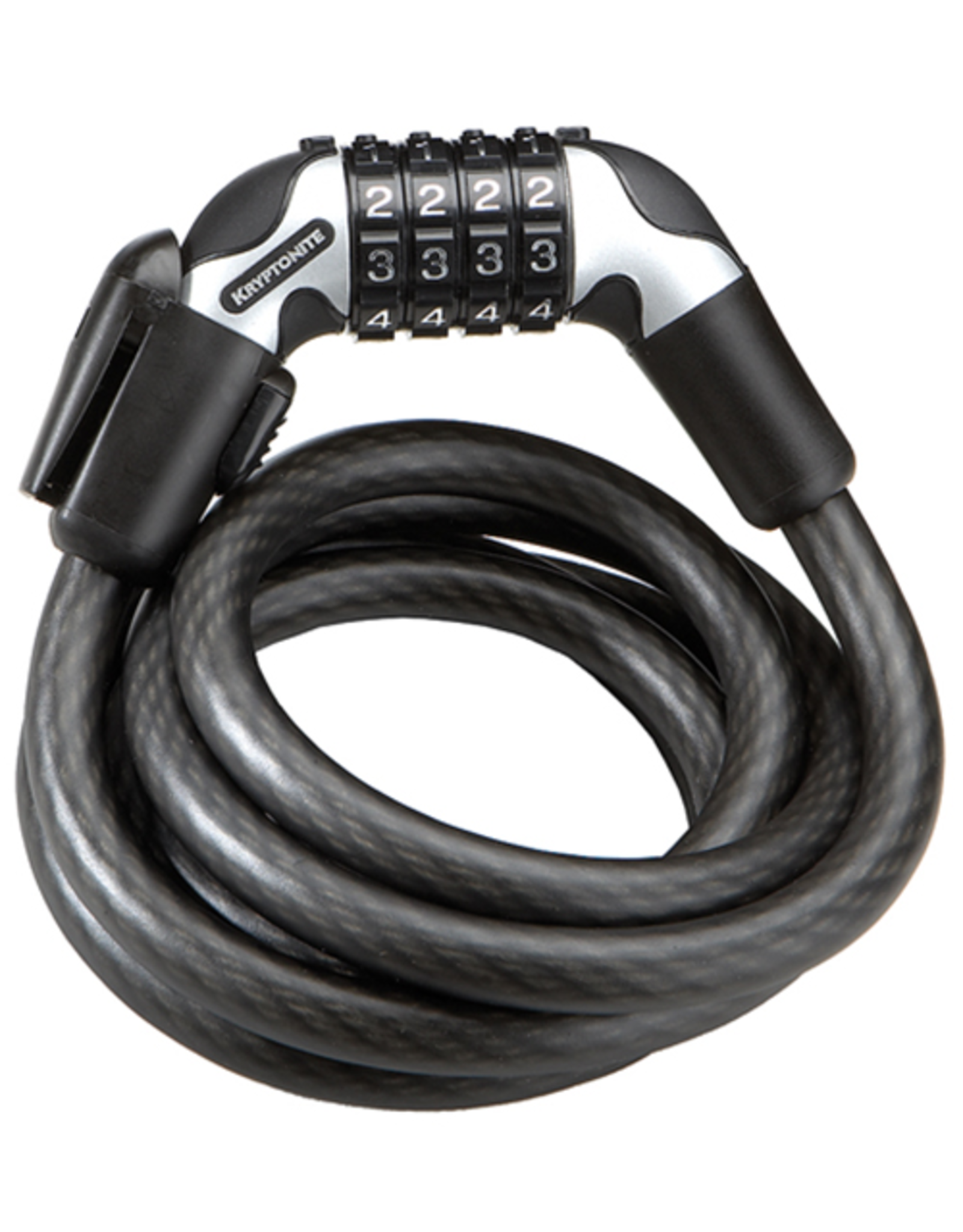 Kryptonite Cables Cadenas à combinaison Kryptonite Kryptoflex 1565