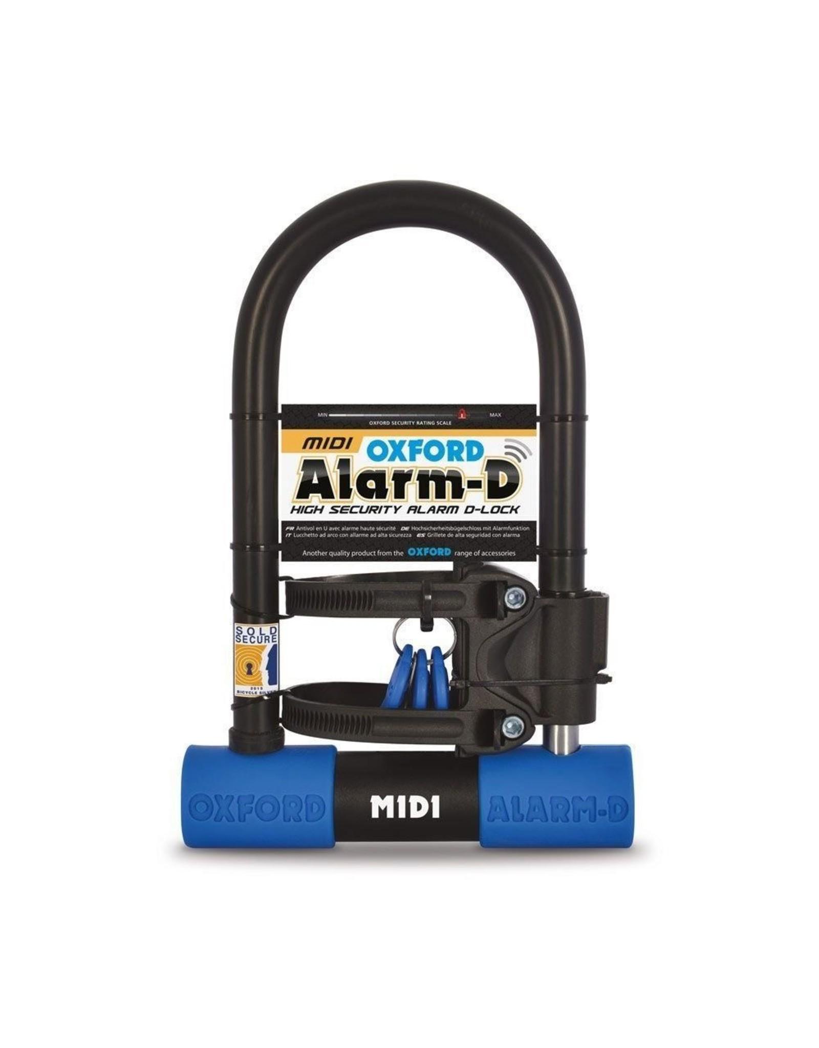 Oxford Cadenas en U Oxford Midi Alarm-D