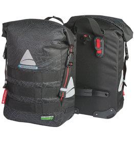 Axiom Sacoche pour porte-bagage Axiom Monsoon oceanweave