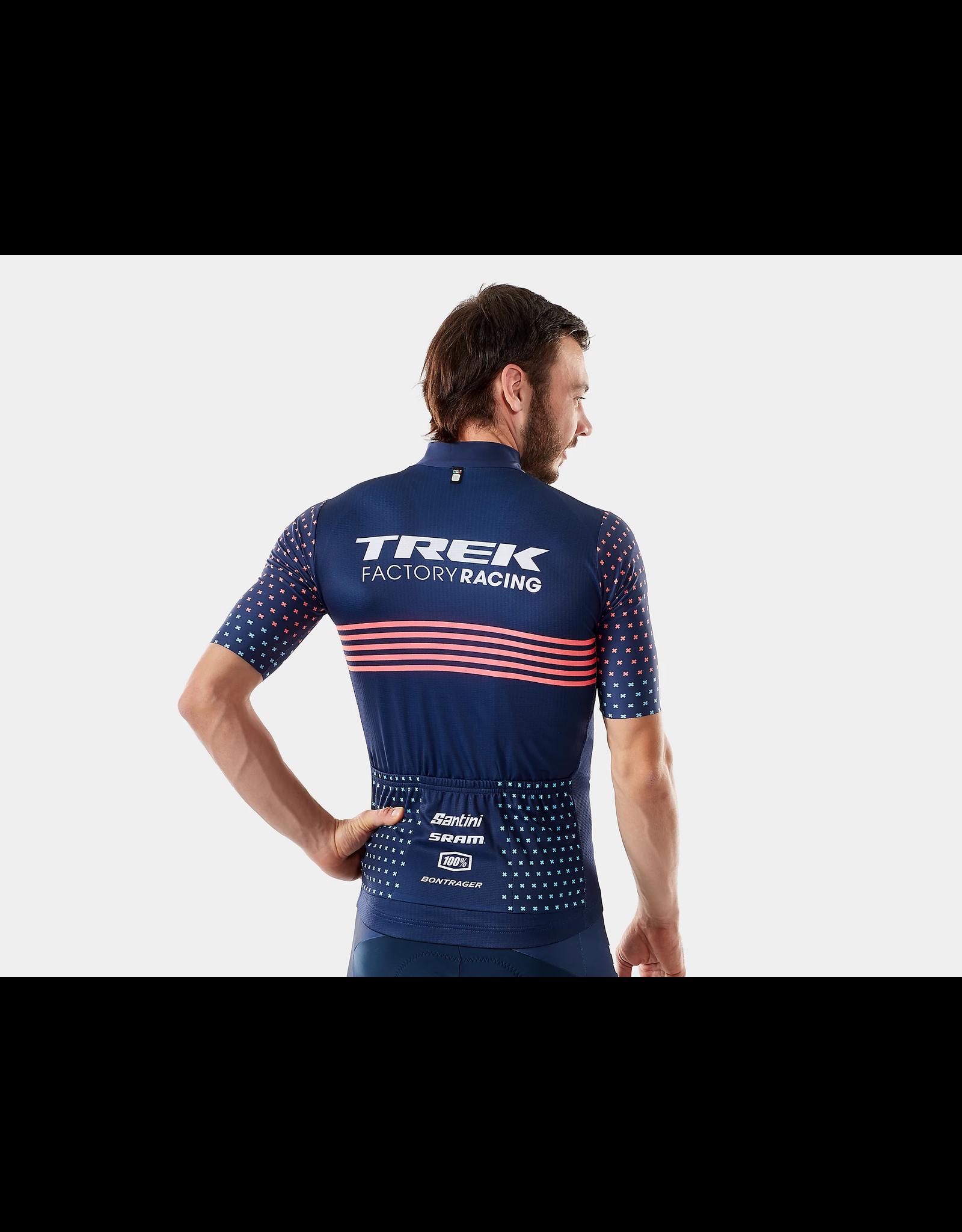 Santini Maillot cycliste CX Santini Trek Factory Racing Replica