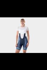 Santini Cuissard à bretelles CX Santini Trek Factory Racing Replica pour femmes