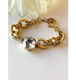 La Vie Parisienne Heavy Chain Gold Bracelet
