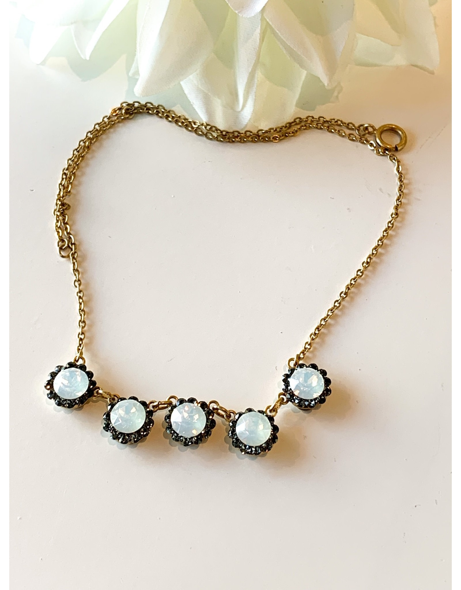 La Vie Parisienne Crystal Necklace 1345