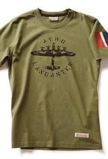 RED CANOE Red Canoe Avro Lancaster Tshirt