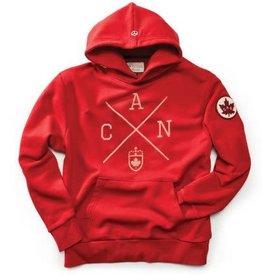 RED CANOE Red Canoe Cross Canada Hoody