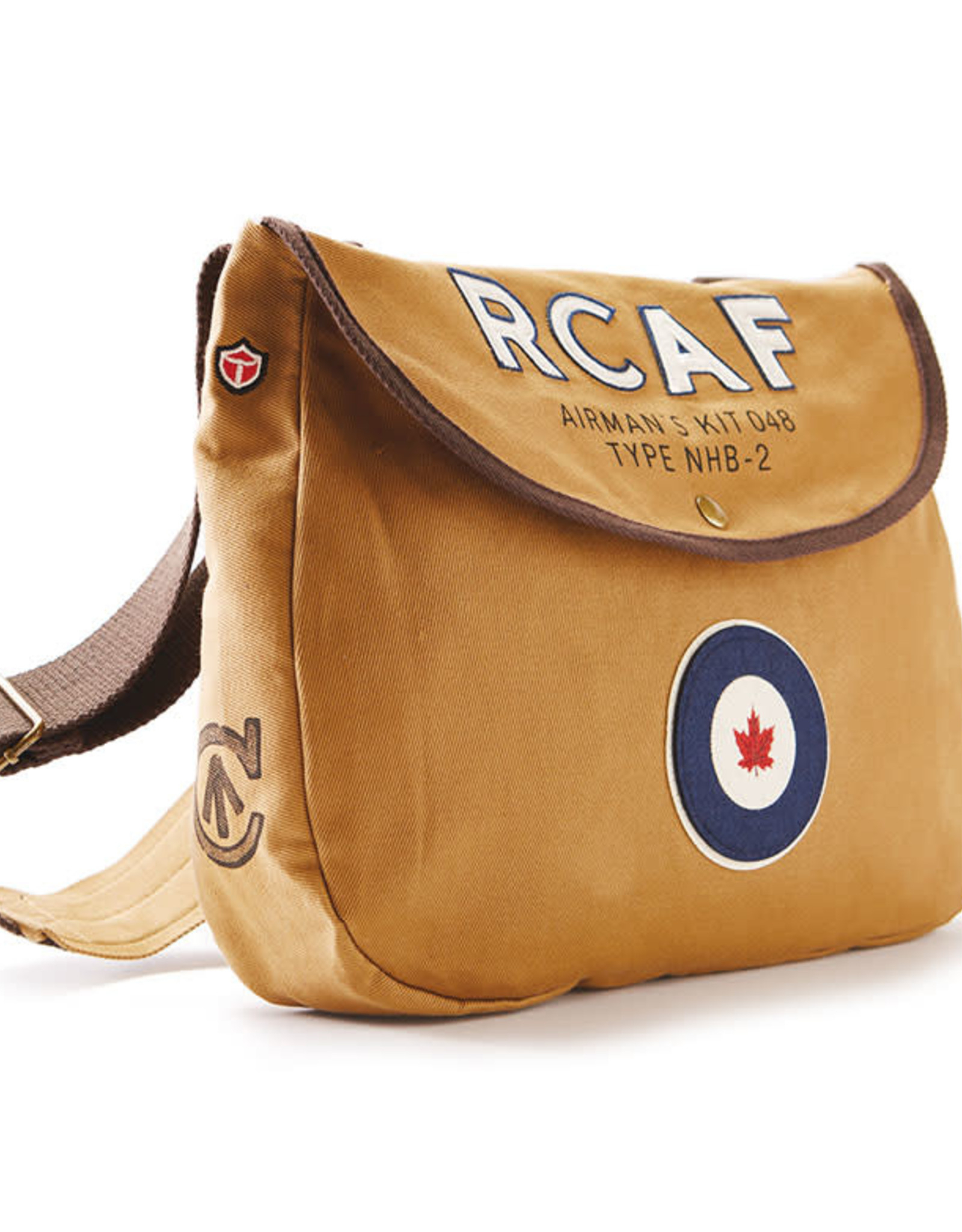 RED CANOE Red Canoe RCAF Shoulder Bag