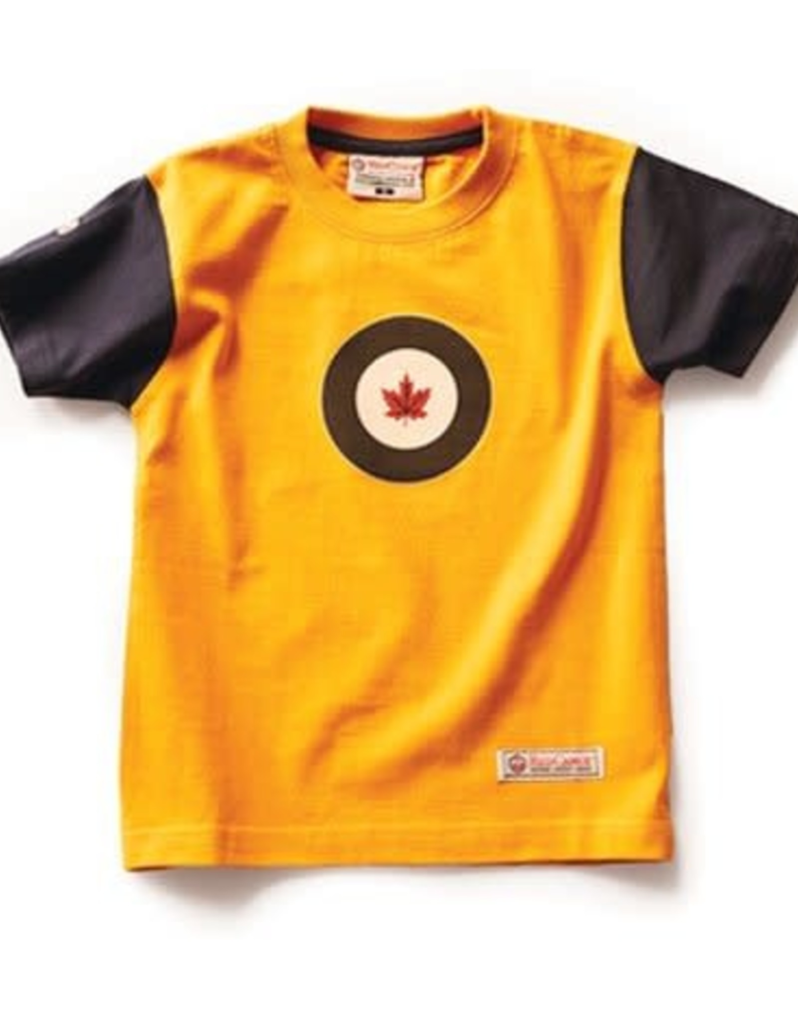 RED CANOE Red Canoe RCAF Kids Colour Block Tshirt