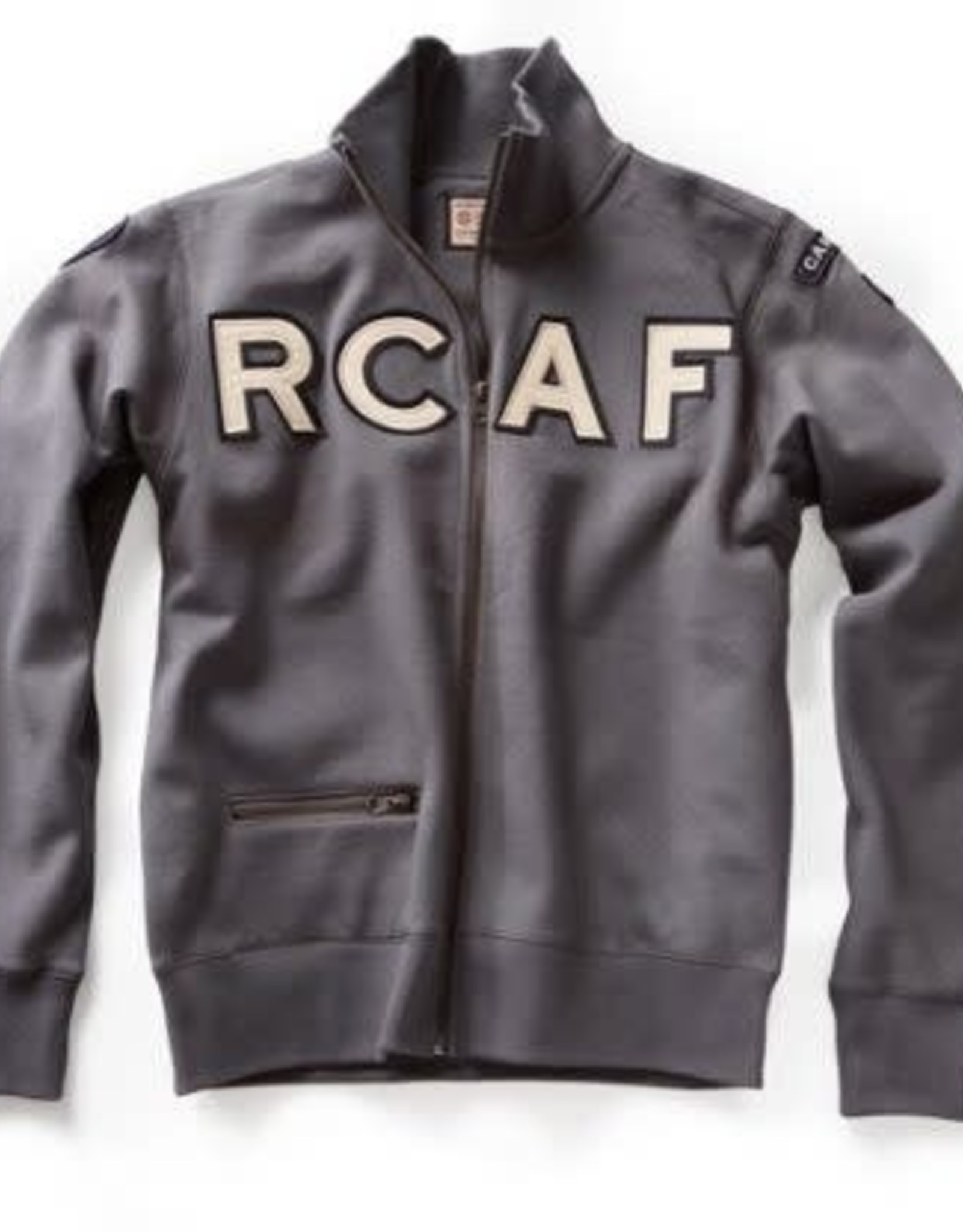 RED CANOE Red Canoe RCAF Full Zip Sweatshirt