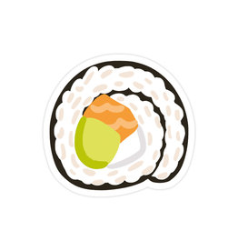 Bloomwolf Studio Bloomwolf - Sushi Roll Sticker