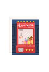 Bloomwolf Studio Bloomwolf - Clawsome Birthday Greeting Card