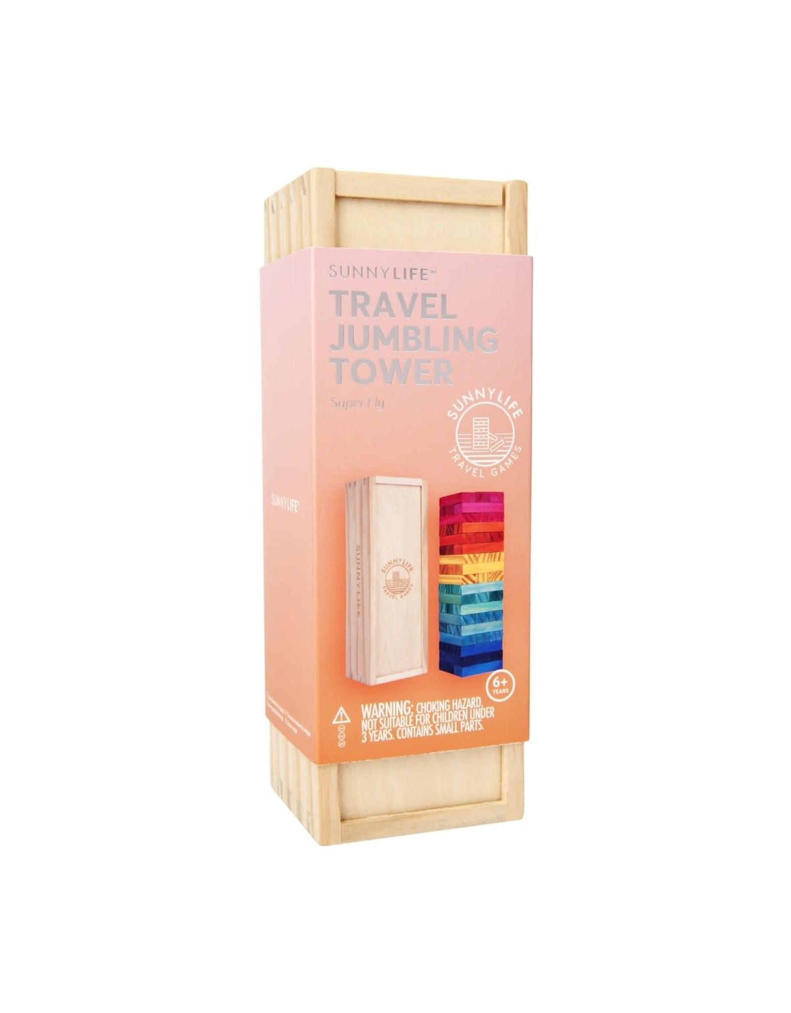 SunnyLife LLC Travel Jumbling Tower Super Fly