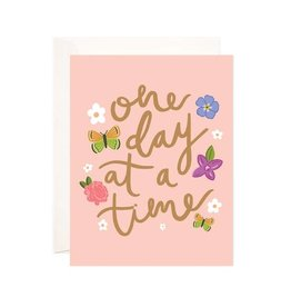 Bloomwolf Studio Bloomwolf - One Day Greeting Card