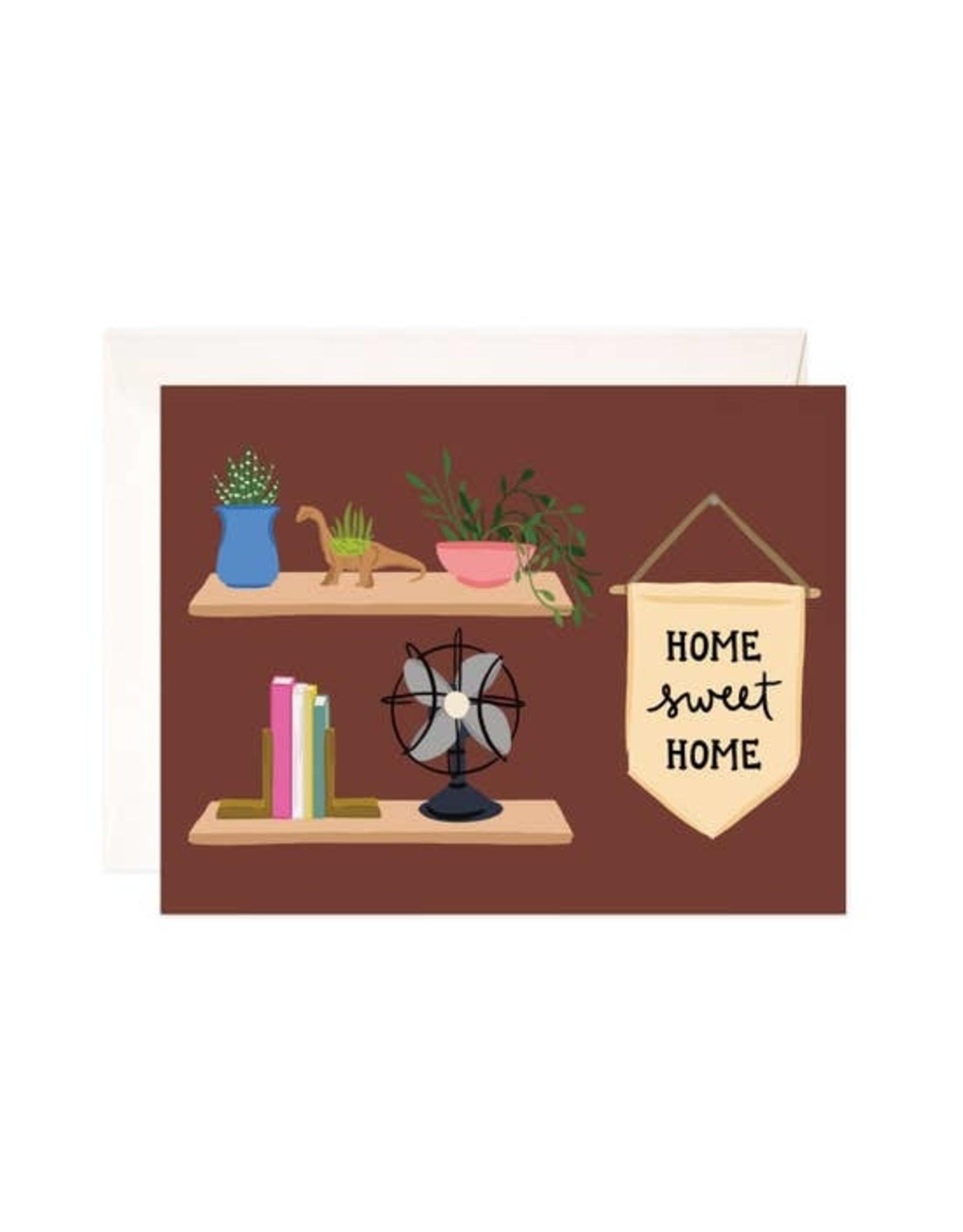 Bloomwolf Studio Bloomwolf - Home Sweet Home Greeting Card