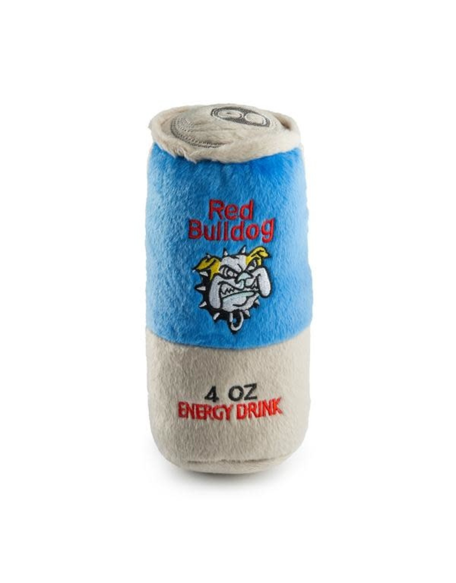 Haute Diggity Dog Red Bull Dog Energy Drink - Dog Toy