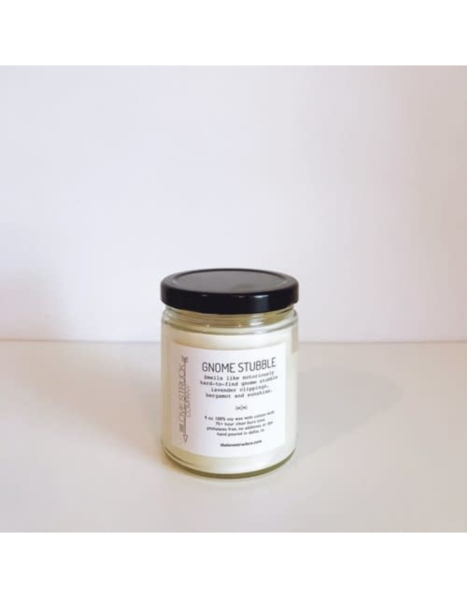 Love Struck Gnome Stubble Soy Candle