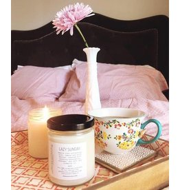 Love Struck Lazy Sunday Soy Candle