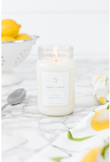 Antique Candle Co. Sweet Lemon 16 oz Candle