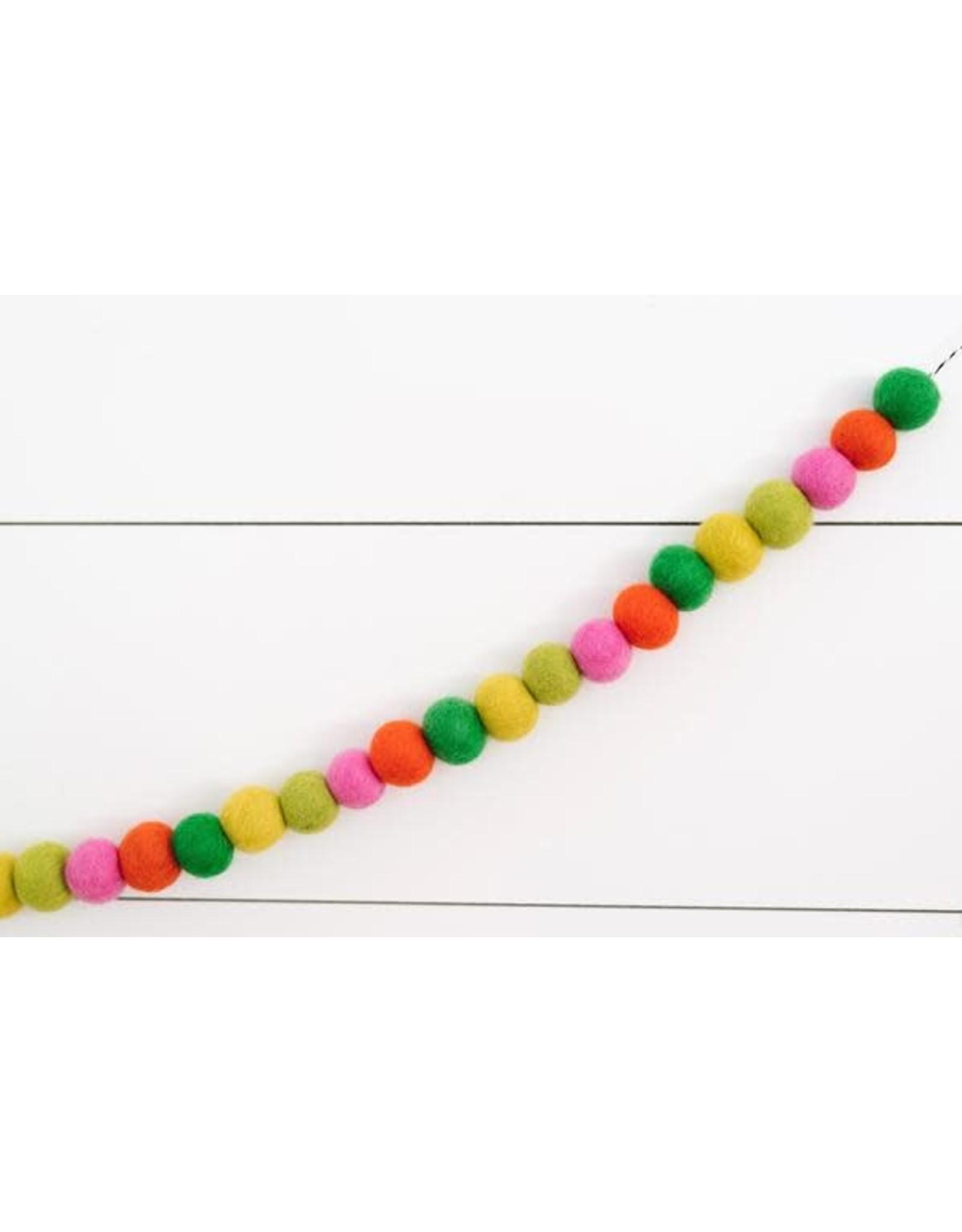 Hello Maypole Hello Maypole - Felt Balls - Oh What Fun
