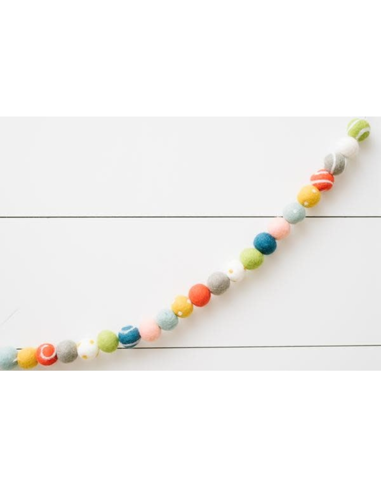 Hello Maypole Hello Maypole - Felt Balls - Tight Rope