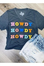 Texas Heart Co Howdy T-Shirt