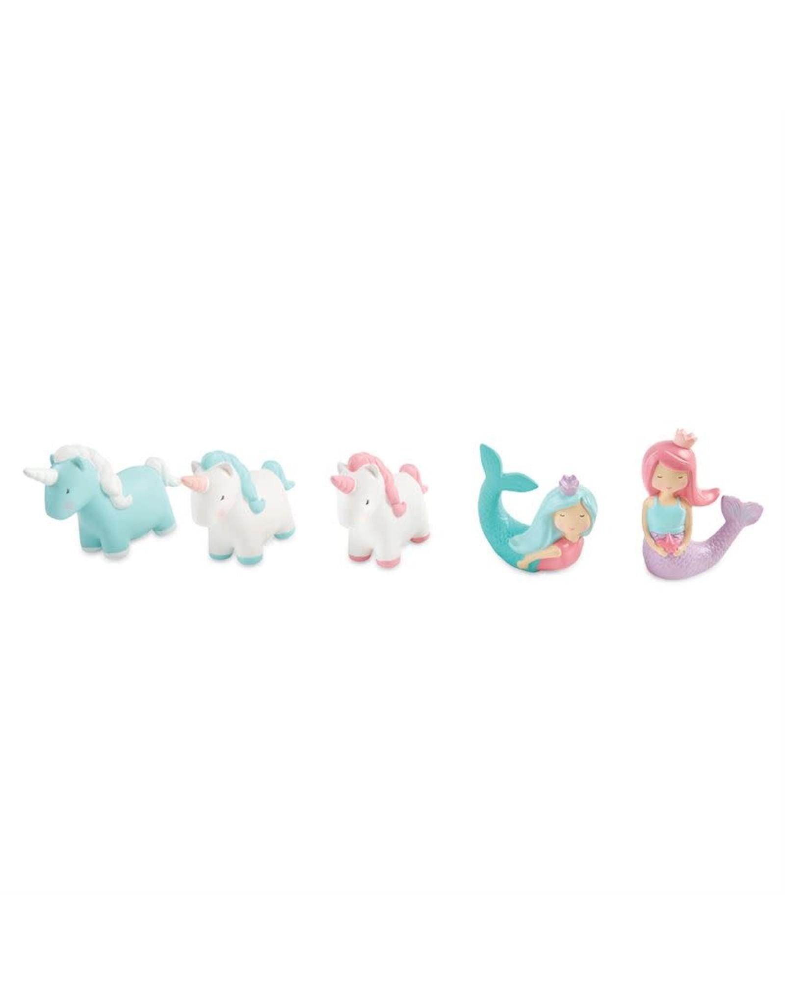 Mud Pie Unicorn Mermaid Bath Toy