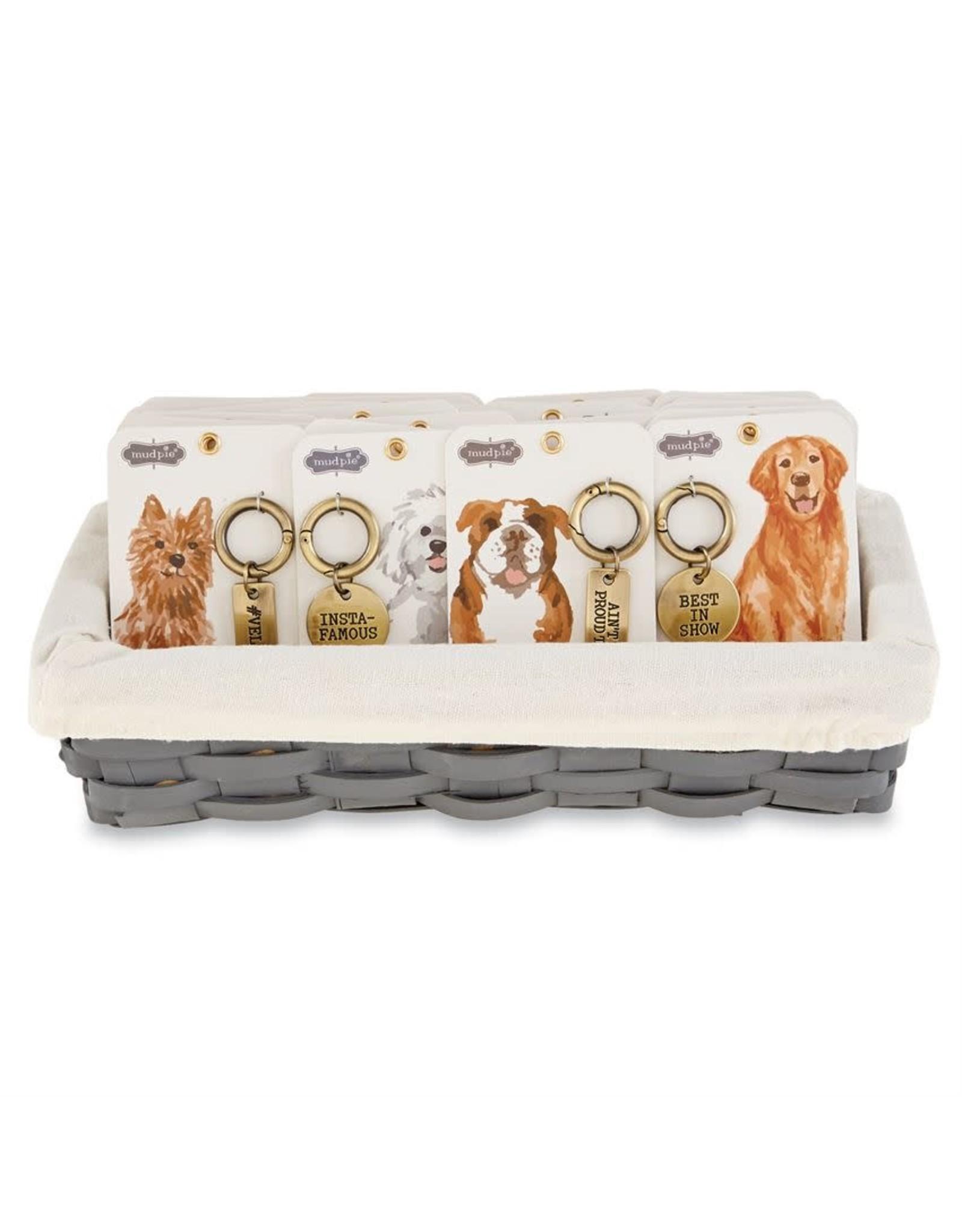 Mud Pie Dog Collar Charms