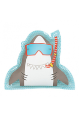 Mud Pie Shark Ouch Pouch - Snorkel