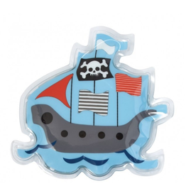 Mud Pie Pirate Ship Ouch Pouch