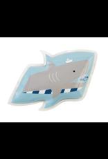 Mud Pie Shark Ouch Pouch - Sailor