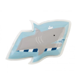 Mud Pie Shark Ouch Pouch - Sailor