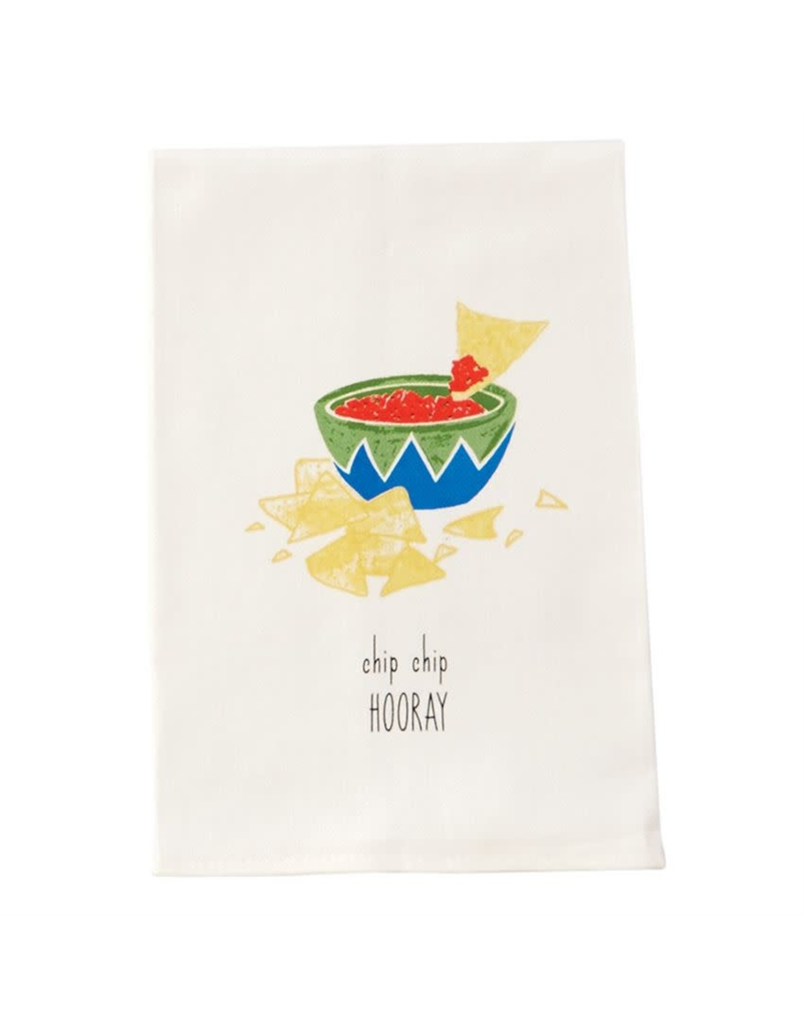 Mud Pie Salsa Fiesta Dish Towel