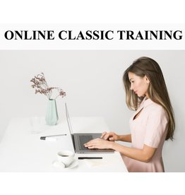 Star Lashes World ONLINE PRIVATE CLASSIC TRAINING