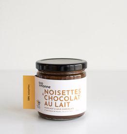 Allo Simonne Tartinade Noisettes et Chocolat au lait