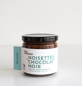 Allo Simonne Tartinade Noisettes et Chocolat noir