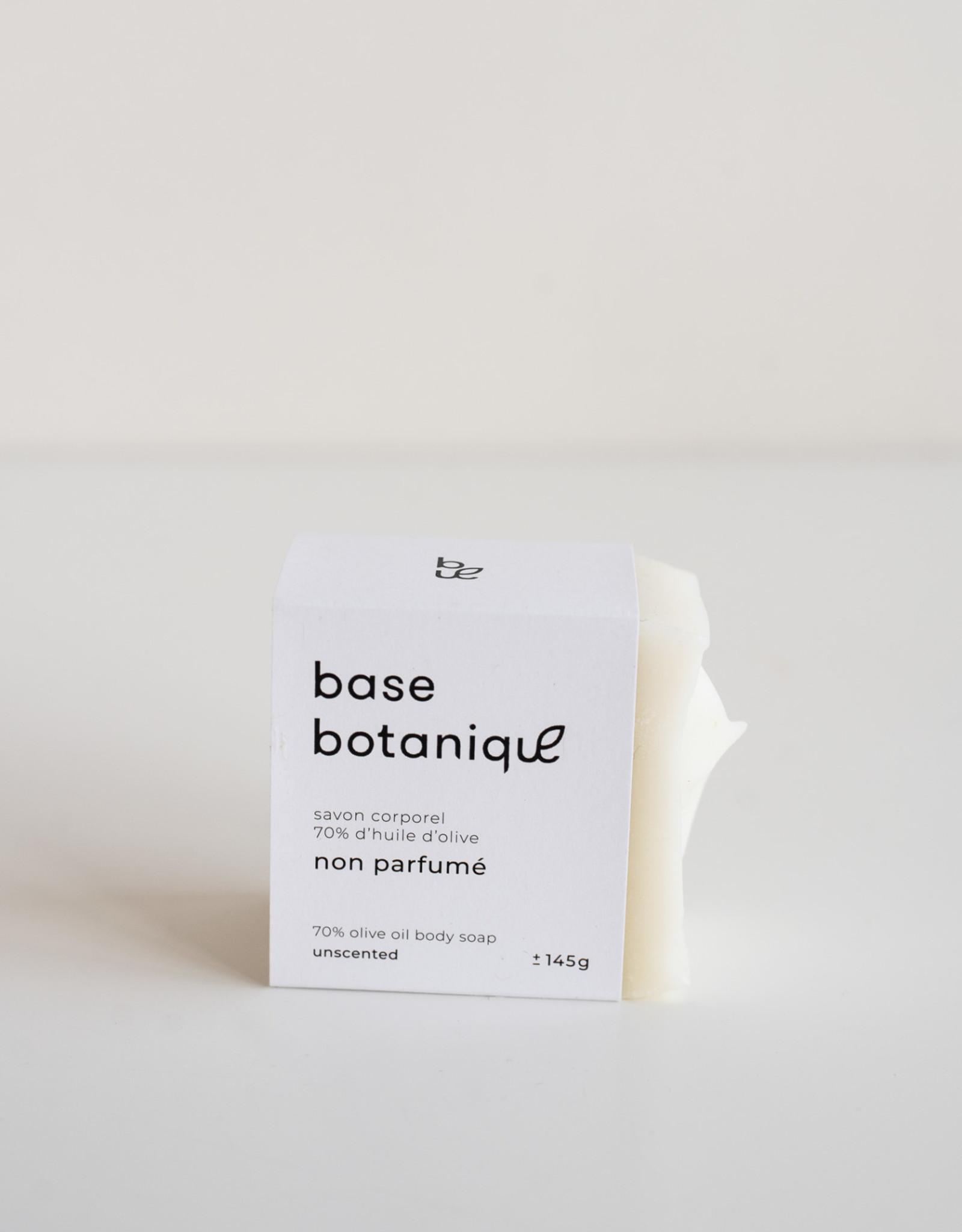 Base Botanique Savon corporel Non parfumé