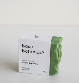 Base Botanique Savon corporel Sapin Baumier