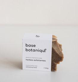 Base Botanique Savon corporel Herbes Exfoliantes