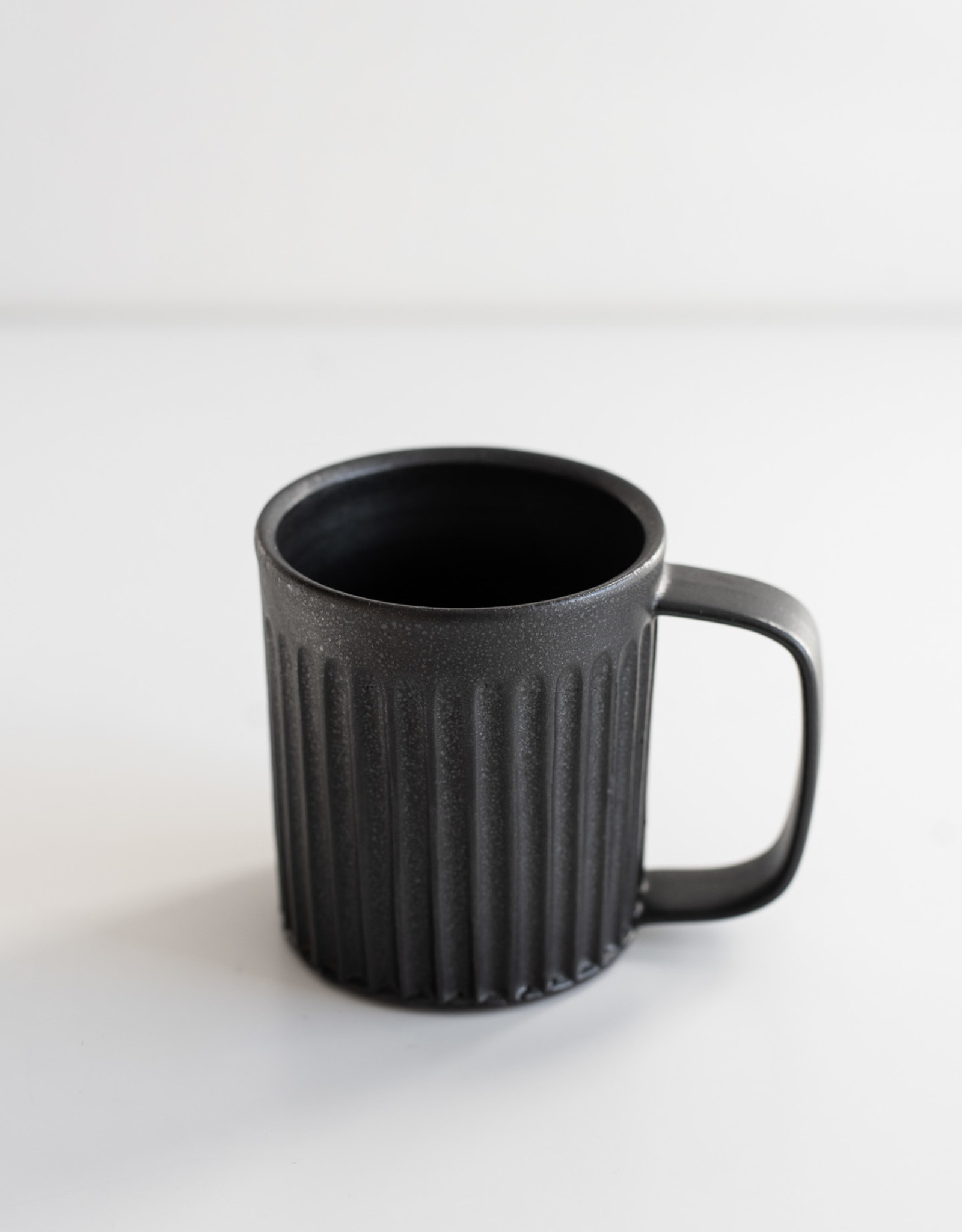 Christian Roy Tasse à café - Motif à Cannelures