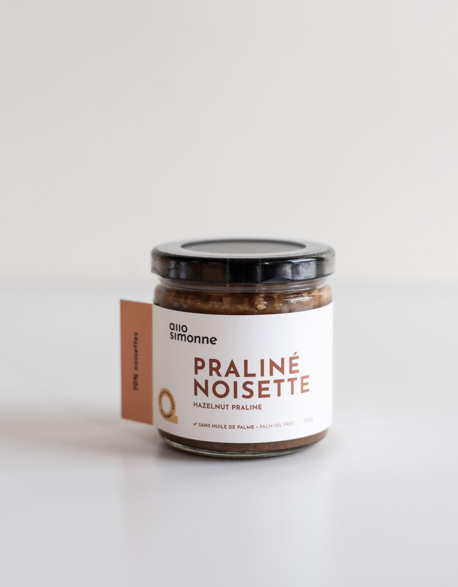 Allo Simonne Praliné Noisette