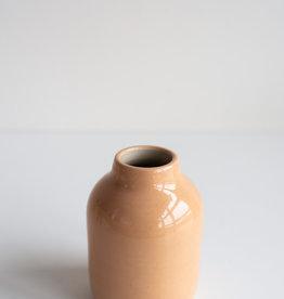 Champagne Céramique Petit Vase Bouteille