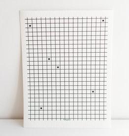 Ten & Co Très Grand Essuie-tout Réutilisable Graphique