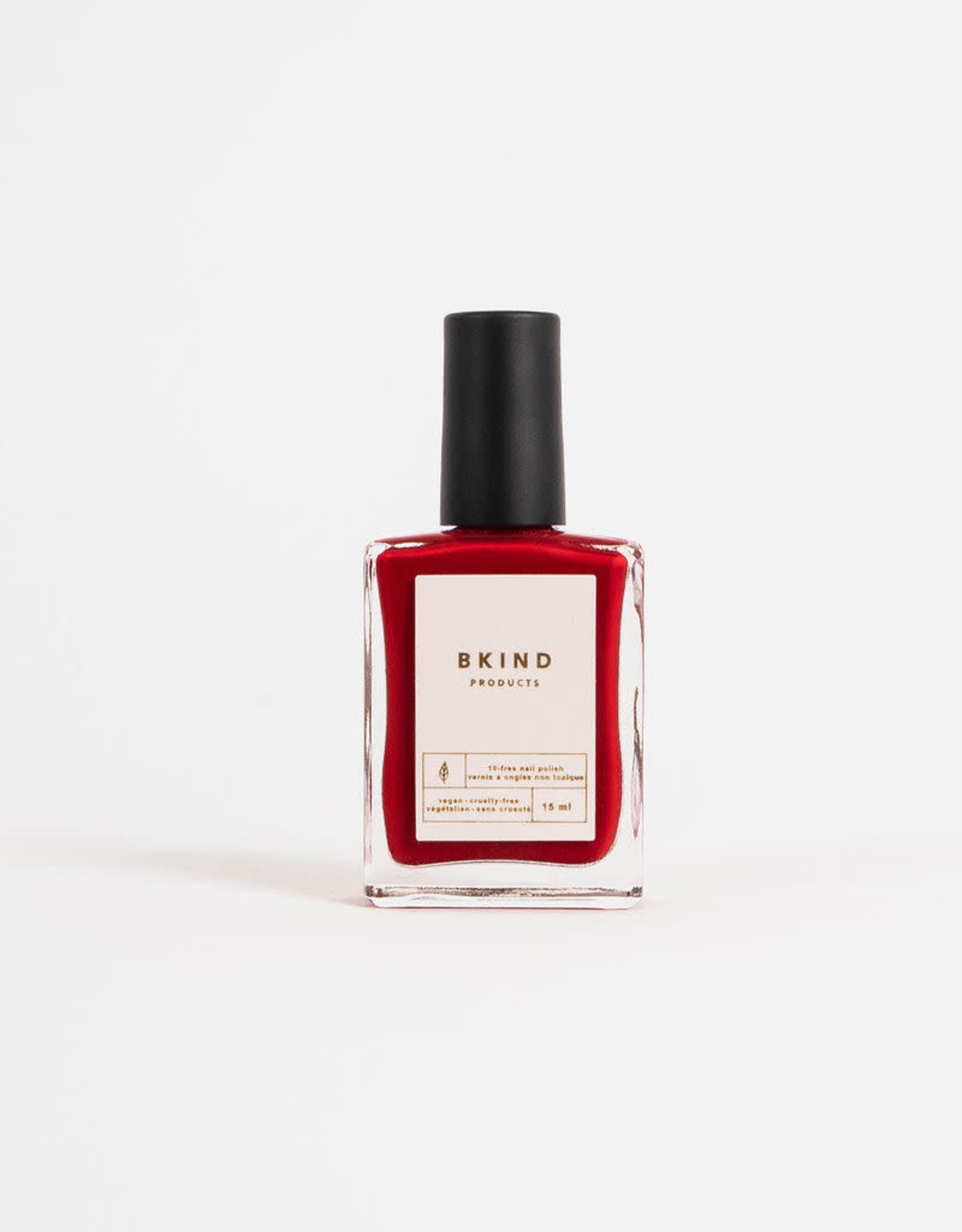 Bkind Vernis à ongle- Lady in Red